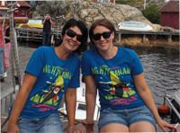 Ta med kompisarna och segla ombord på Westkust