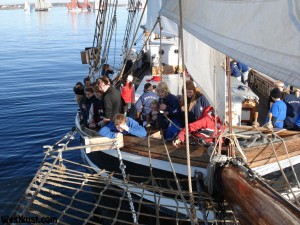 Nordisk seglats med Westkust